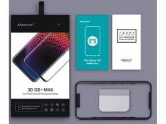 محافظ صفحه نمایش شیشه ای نیلکین وان پلاس Nillkin 3D DS+MAX Glass OnePlus 8 Pro