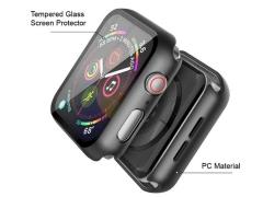 محافظ صفحه نمایش و قاب لیتو اپل واچ Lito S+ Glass & Case Apple Watch 44mm