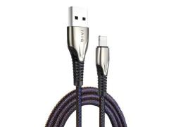 کابل شارژ و انتقال داده لایتنینگ دایوی Divi P452-12 Ultra Rugged Lightning Cable 1.2m