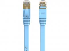 کابل شبکه اوریکو Orico CAT7 LAN Cable PUG-C7b 8m دارای کیفیت ساخت بالا