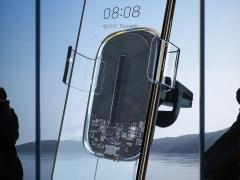 نگهدارنده و شارژر وایرلس داخل خودرو بیسوس مدل Baseus Explore Wireless Car Charger
