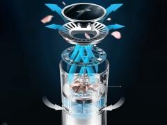 تصفیه کننده و خوشبو کننده هوای خودرو جویروم Joyroom Car Aromatherapy Diffuser دارای موتور قدرتمند