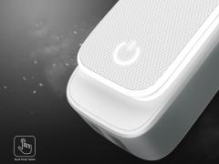 شارژر دیواری دو پورت و ال ای دی لمسی الدنیو LDNIO A2205 LED Touch Lamp With USB Charger