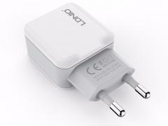 شارژر دیواری دو پورت الدنیو LDNIO Dual USB Home/Travel Charger A2202