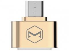 مبدل میکرو یو اس بی به یو اس بی 2.0 مک دودو MCDODO OTG microUSB to USB OT-097