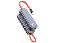 هاب چندکاره تایپ سی راک Rock TR04 Multifunctional Extension Hub Adapter