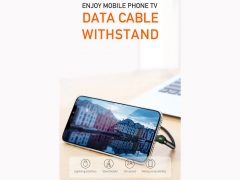 کابل هولدر لایتنینگ مک دودو Mcdodo Bracket Lightninig Data Cable 0.5m CA-667