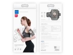 بازوبند ورزشی نگهدارنده گوشی راک Rock Slim Sports Armband2 7inch
