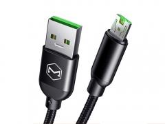 کابل شارژ سریع و انتقال داده میکرو یو اس بی مک دودو MCDODO Super Charge Micro USB 1.2M CA-7110 سازگار با موبایل های اوپو