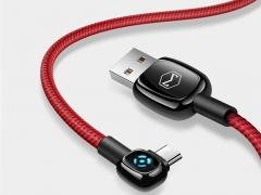 کابل هوشمند شارژ سریع و انتقال داده میکرو یو اس بی مک دودو Mcdodo CA-593 90Auto Power Off Micro USB Data Cable 1.5M