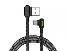 کابل شارژ و انتقال داده تایپ سی مک دودو Mcdodo CA-528 90Light Type-C Cable 1.2M