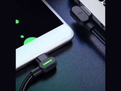 کابل شارژ و انتقال داده میکرو یو اس بی مک دودو Mcdodo 90 Light Micro USB Cable 3M CA-577