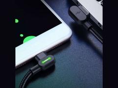 کابل شارژ و انتقال داده میکرو یو اس بی مک دودو Mcdodo 90 Light Micro USB Cable 1.8M CA-577