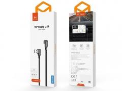 کابل شارژ سریع و انتقال داده میکرو یو اس بی مک دودو Mcdodo CA-753 90 MicroUSB Data Cable 1.8M