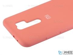 قاب محافظ سیلیکونی شیائومی Silicone Cover Xiaomi Redmi 9
