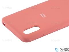 قاب محافظ سیلیکونی شیائومی Silicone Cover Xiaomi Redmi 9A