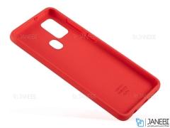 قاب محافظ سیلیکونی Samsung Galaxy A21s Silicone Case
