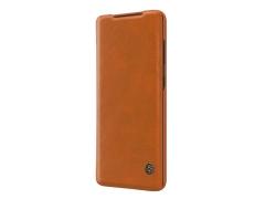 کیف چرمی نیلکین سامسونگ Nillkin Qin Leather Case Samsung Galaxy S20 Plus