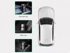 تصفیه کننده و خوشبو کننده هوای خودرو بیسوس Baseus Breez Fan Air
