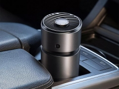 تصفیه کننده و خوشبو کننده هوای خودرو بیسوس Baseus Breez Fan Air  قابلیت استفاده در جالیوانی