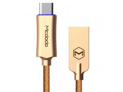 کابل تایپ سی هوشمند سریع مک دودو Mcdodo CA-288 Auto Power Off Type-C Cable 1m