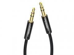 کابل انتقال صدای مک دودو Mcdodo CA-664 Audio Cable DC3.5 Male to Male 1.2M