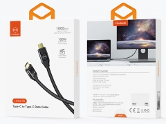 کابل شارژ سریع و انتقال داده تایپ سی به تایپ سی مک دودو Mcdodo CA-713 Type-C Cable 1.5M