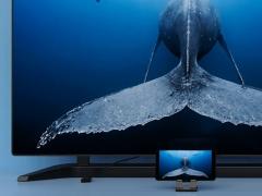 دانگل وایرلس انتقال تصویر به HDMI اوریکو Orico PE-PW1  قابلیت انتقال تصویر با رزولیشن 4K