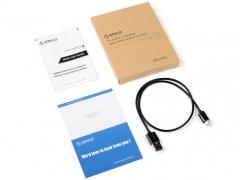 خرید کابل شارژ سریع و انتقال داده میکرو یو اس بی اوریکو Orico ADC-10 1M MicroUSB Cable از جانبی