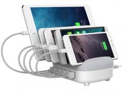 داک شارژ هوشمند 5 پورت اوریکو Orico DUC-5P 5Ports Smart Charging Station