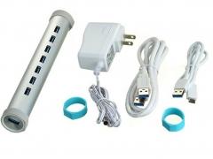 هاب 7 پورت یو اس بی اوریکو Orico ARH7-U3 7 Port USB3.0 Hub دارای کیفیت ساخت بالا