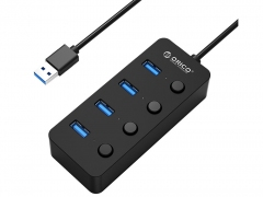 هاب یو اس بی 4 پورت اوریکو Orico W9PH4-U3-V1 4 Port USB3.0 Hub