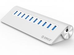 هاب یو اس بی 10 پورت اوریکو Orico M3H10 10 Port USB 3.0 Hub
