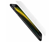 محافظ صفحه نمایش شیشه ای دوتایی بیسوس آیفون Baseus 0.3mm Glass Screen iPhone SE 2020
