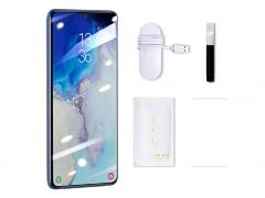 محافظ صفحه یو وی دوتایی بیسوس سامسونگ Baseus Curved-screen UV Glass Samsung S20