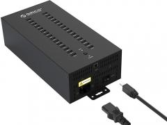 هاب صنعتی 30 پورت یو اس بی 2.0 اوریکو Orico IH30P 30Port USB 2.0 Hub