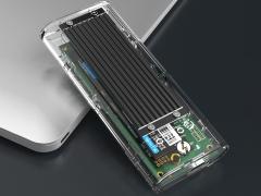 باکس اس اس دی تاندربولت 3 اوریکو Orico TCM2T3-G40 NVMe M.2