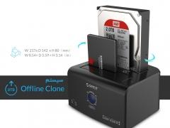 داک هارد دیسک اینترنال اوریکو Orico 8628SU Hard Drive Dock
