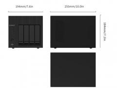 ذخیره ساز تحت شبکه 4 تایی اوریکو Orico OS400 2.5/3.5inch 4-Bay Network Attached Storage