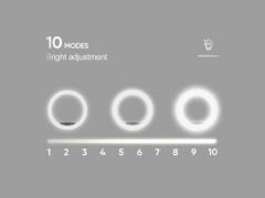 رینگ لایت سه پایه دار جویروم Joyroom JR-ZS228 10inch Ring Light