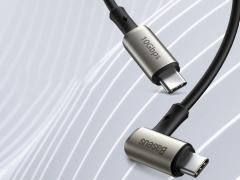 کابل شارژ سریع و انتقال داده تایپ سی به تایپ سی بیسوس Baseus Hammer Type-c PD Cable 1.5M