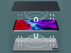 کیف آهنربایی بیسوس  آیپد پرو Baseus Simplism Magnetic Leather Case iPad Pro 11 2020
