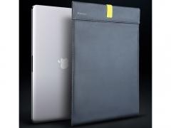کیف چرمی مخصوص مک بوک بیسوس Baseus Traction Computer Bag یک محافظ ایمن برای مک بوک شما
