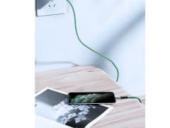 کابل شارژ سریع تایپ سی به لایتنینگ توتو Totu Elite BPDA-04 Type-C to Lightning Cable 1m