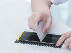 محافظ صفحه واتر ژل بیسوس سامسونگ Baseus 0.15mm Full Water Gel Screen Samsung Note 20