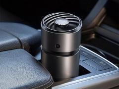 تصفیه کننده و خوشبو کننده هوای خودرو قابل شارژ بیسوس Baseus Breez Fan Air Battery Version