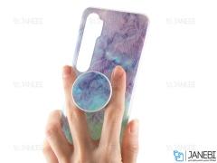 قاب ژله ای و پاپ سوکت شیائومی Kenzo PopSocket Case Xiaomi Mi Note 10