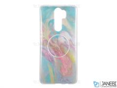 قاب ژله ای و پاپ سوکت شیائومی Kenzo PopSocket Case Xiaomi Redmi Note 8 Pro