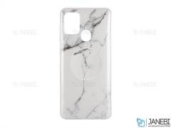 قاب ژله ای و پاپ سوکت سامسونگ Kenzo PopSocket Case Samsung Galaxy A21s