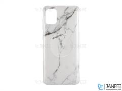 قاب ژله ای و پاپ سوکت سامسونگ Kenzo PopSocket Case Samsung Galaxy A71